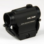 Holosun HS515C Solar Powered Circle Dot Reticle